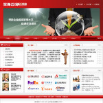 2056-管理咨询公司网站