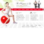 3112-健身会所网站
