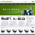 3118-电子科技公司网站