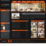 4139-室内装饰公司网站