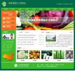 5036-蔬菜种植加工企业网站
