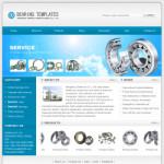 8106-轴承企业网站(英文)
