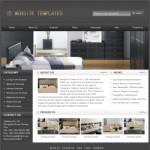8107-家具公司网站(英文)