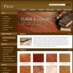 8109-地板公司网站(英文)