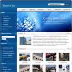 8111-电子科技公司网站(英