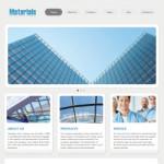8120-建材公司网站(英文)
